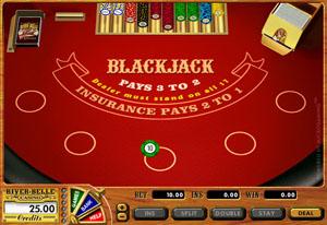RiverBelle Casino BlackJack