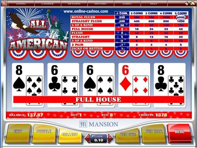 Overlay pokeri